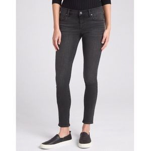 GAP 1969 Always Skinny Washed Black Jeans